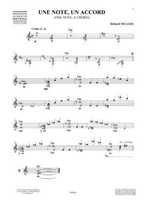 Vibra Fun Jazz Volume 1 – Richard Muller