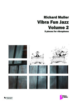 Vibra Fun Jazz Volume 2 – Richard Muller
