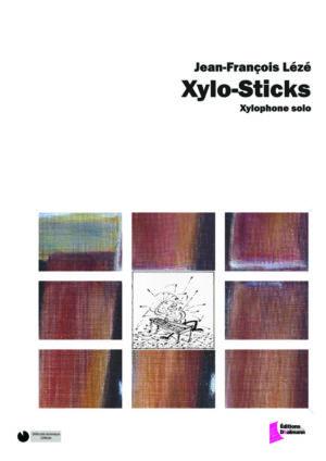 Xylo – Sticks – Jean-François Lézé