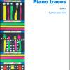 Piano traces