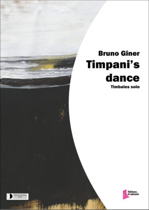 Timpani's dance – Bruno Giner