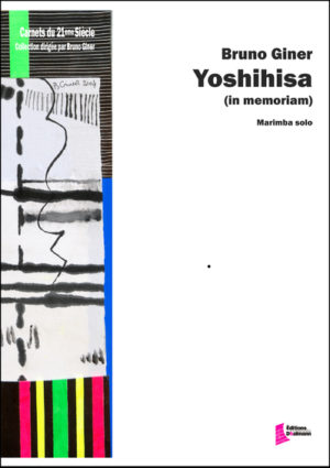 Yoshihisa (in memoriam) by Bruno Giner