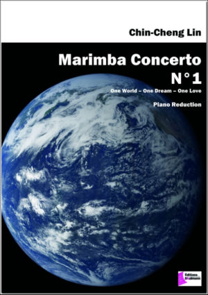 Marimba Concerto N°1. Piano reduction by Chin Cheng Lin