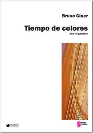 Tiempo de colores- Bruno Giner