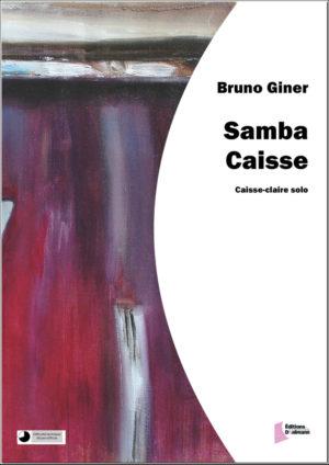 Samba Caisse by Bruno Giner