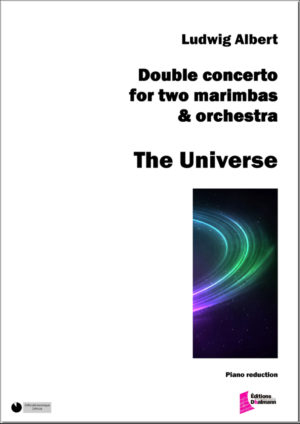 The Universe, by Ludwig Albert. Piano reduction