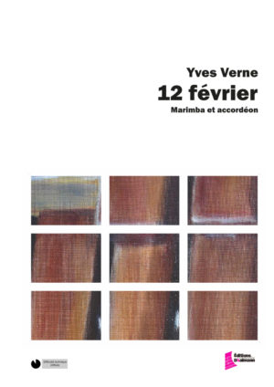 12 Février. Marimba and accordion – Yves Verne