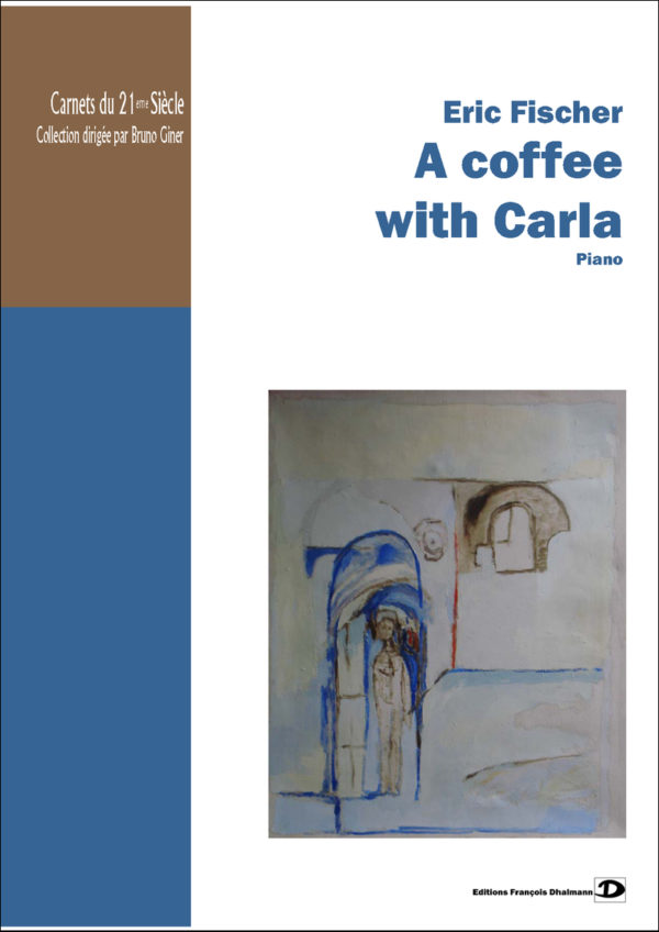 A coffee with Carla