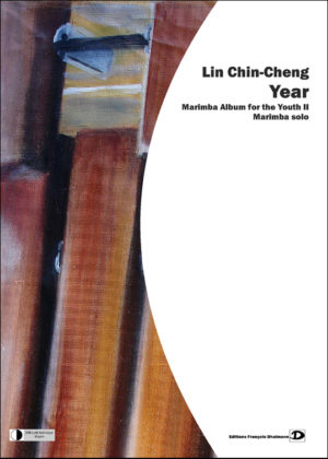 Year. Marimba album for the youth II – Chin-Cheng Lin