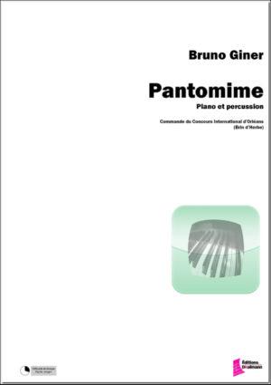 Pantomime – Bruno Giner