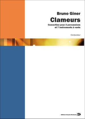 Clameurs – Bruno Giner