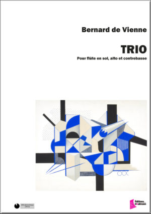 Trio for flute in G, viola, double bass – Bernard de Vienne