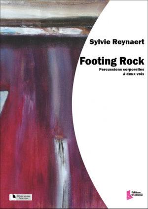 Footing rock – Sylvie Reynaert