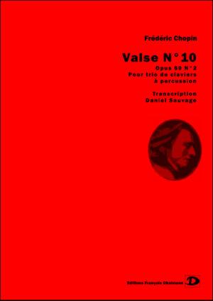 Valse N°10. Opus 69 N°2 – Frédéric Chopin