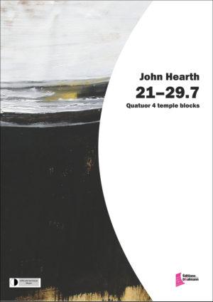 21 – 29.7 – John Hearth