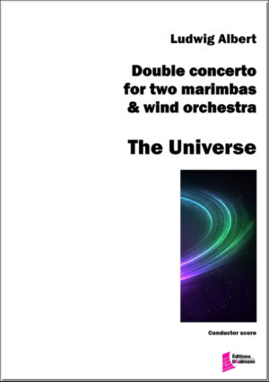 The Universe – Wind orchestra – Ludwig Albert