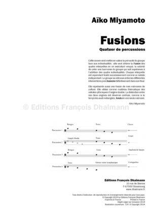 Fusions – Aïko Miyamoto