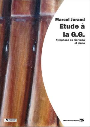 Etude à la G.G. – Marcel Jorand