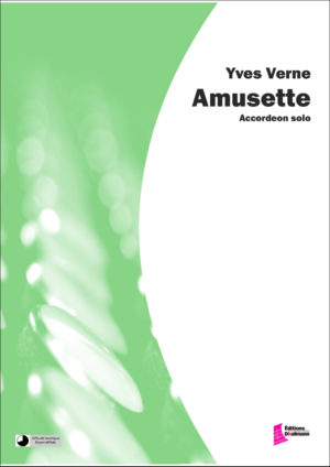 Amusette. Accordion – Yves Verne
