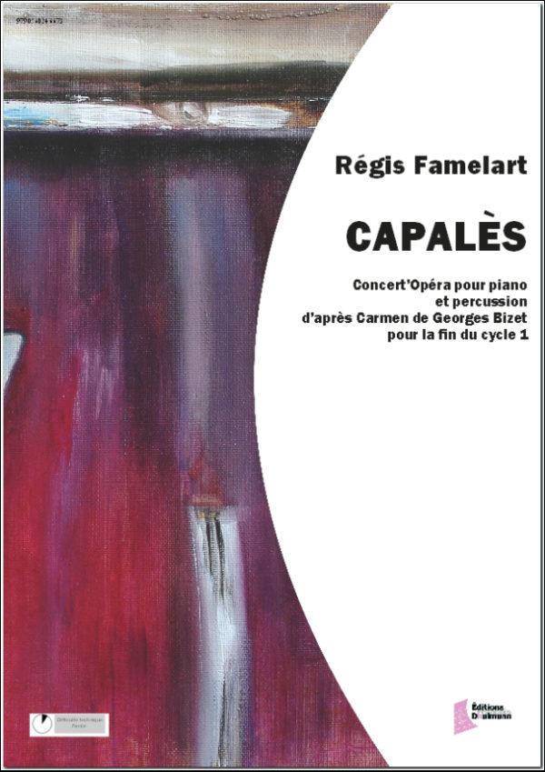 Capalès - Régis Famelart